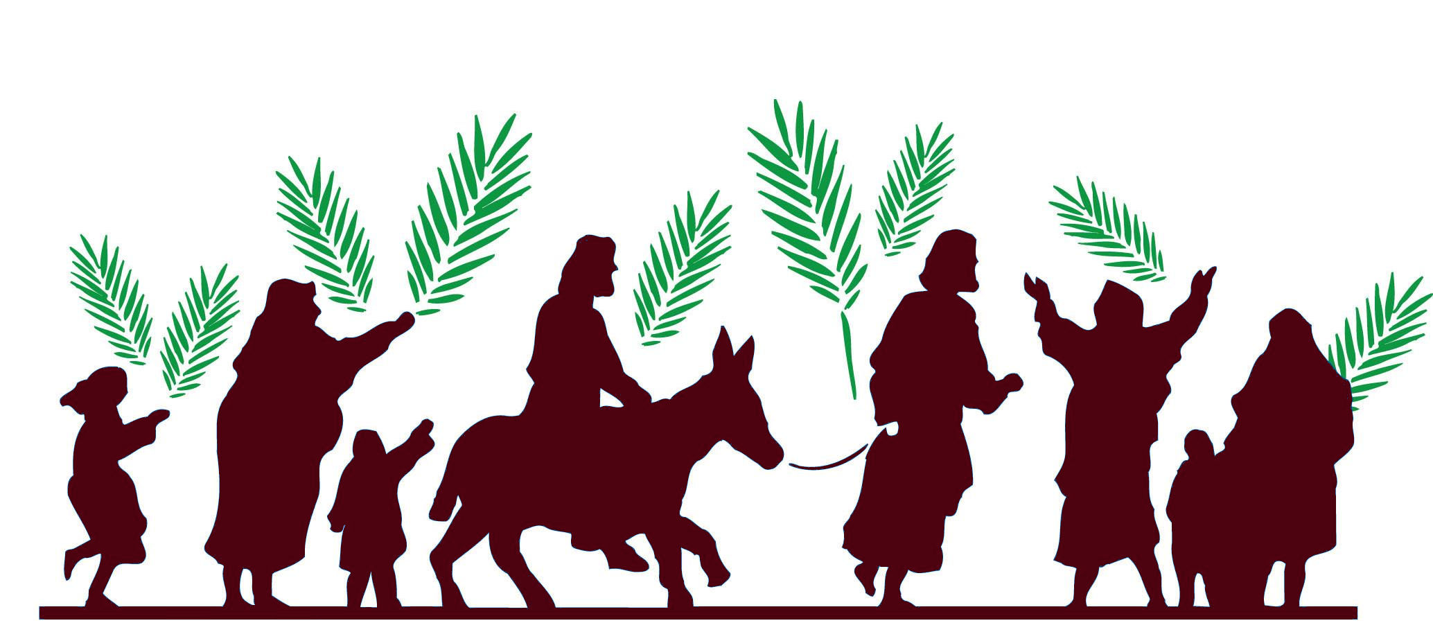 Good Shepherd's Lutheran - Palm Sunday